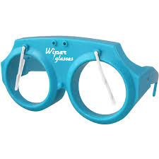 wiper glasses